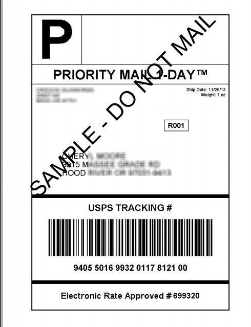 Print Usps Shipping Labels - Woocommerce Plugin