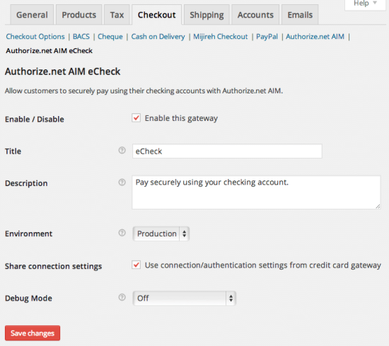 how to cancel authorize net