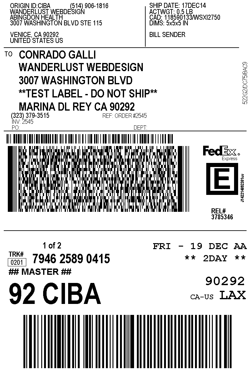 fedex label template word - ups label template choice image professional report